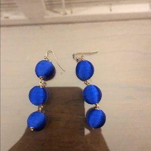 Bauble bar earrings.. never worn